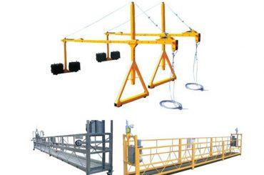 El éxito de la venta caliente suspendió la plataforma de acceso con dolor de acero zlp630, zlp800, zlp1000