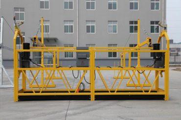 Plataforma de trabajo ZLP630 ZLP600 de alta calidad y caliente Plataforma suspendida ZLP 630