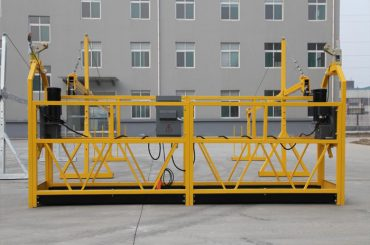 Se usa para la suspensión de la plataforma