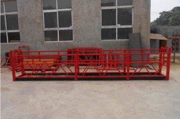Manual-eléctrico-elevador-cesta-para-proyectos-construcción