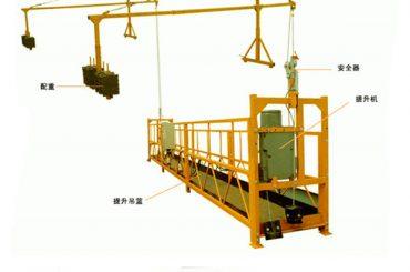 Venta de fábrica de buena calidad polipasto eléctrico para plataforma suspendida de fabricante directo