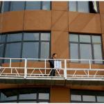 Zlp630 ventana de limpieza cuerda suspendida plataforma
