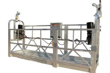 Construcción eléctrica / edificio / edificio / plataforma externa suspendida de pared / cuna / góndola / plataforma abatible / cielo climbe