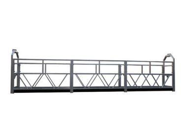 2 x 1,8 kw suspendido andamio monofásico plataforma de plataforma suspendida zlp800