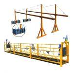 elevador eléctrico para plataforma suspendida y elevador eléctrico tipo cd1