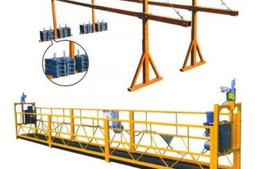 Plataformas de acceso suspendido, plataforma de trabajo ce scp350 / 23s.